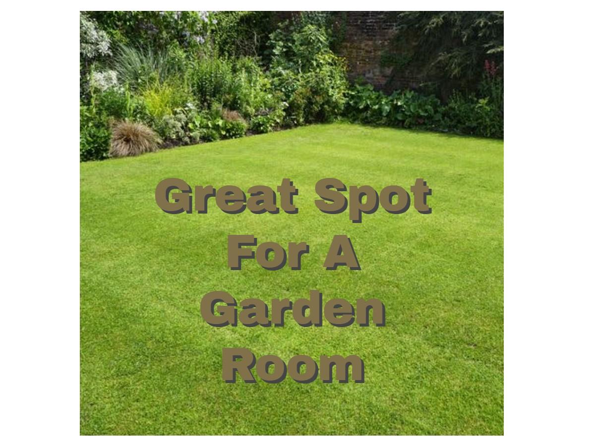 Great spot for a garden room. Latitude_ 50.8333, Longitude_-0.15 gardenroomuk.co.uk